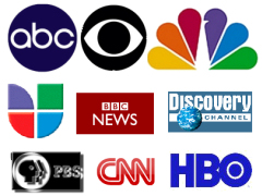major tv networks